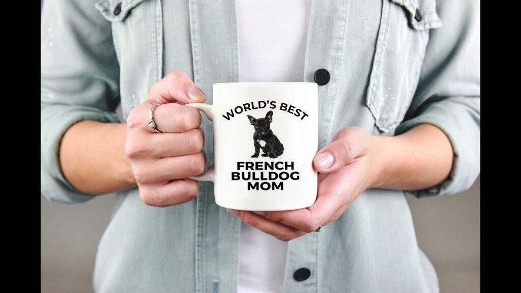 French Bulldog Puppy Dog Mom Coffee Mug