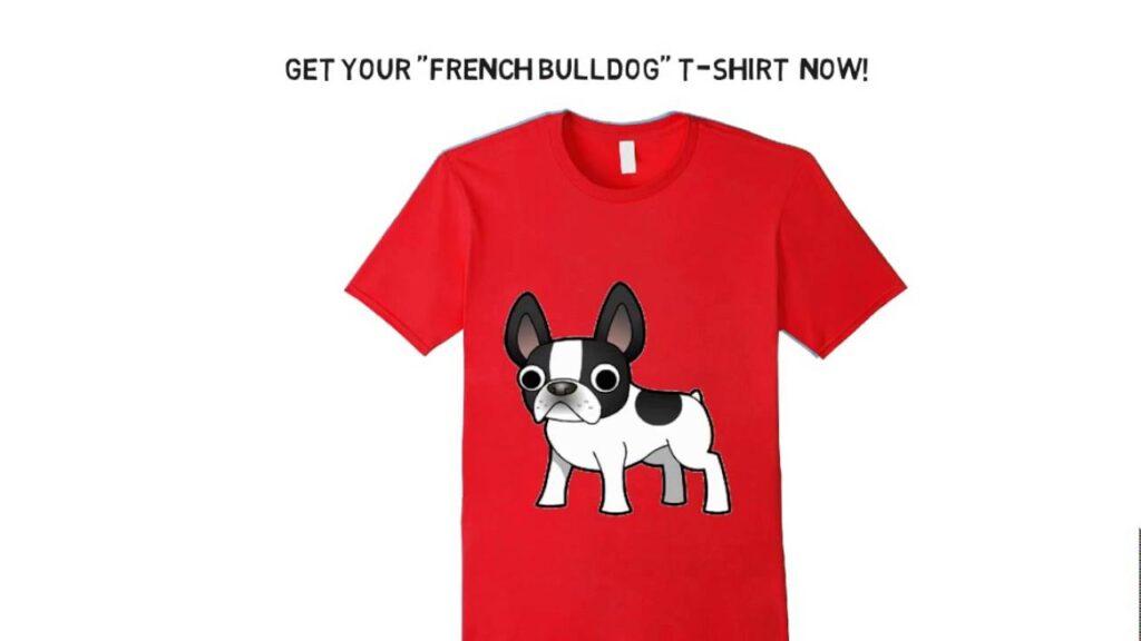 French Bulldog T-Shirts – Dog lovers shirt