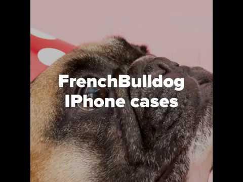 FrenchBulldog Iphone case