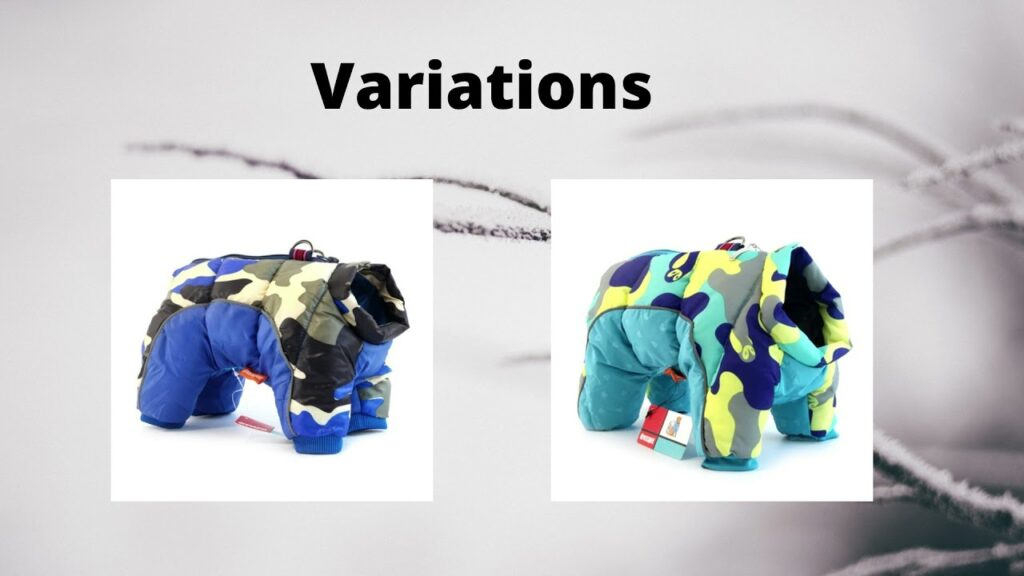 Winter Dog Clothes | Warm Jacket | Thicker Cotton Coat | Clothing For French Bulldog Puppy