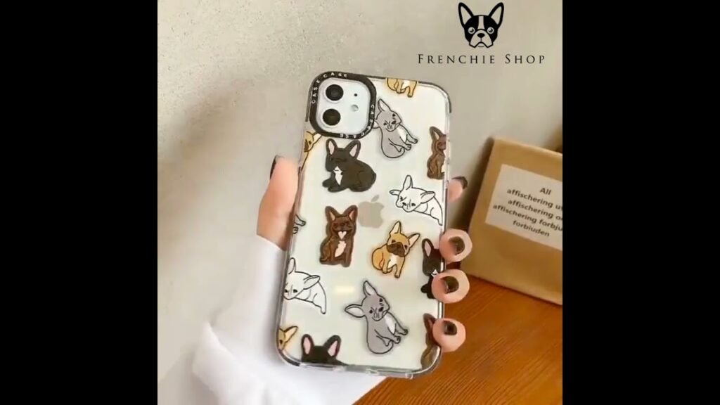 iPhone Cases for French Bulldog Lover